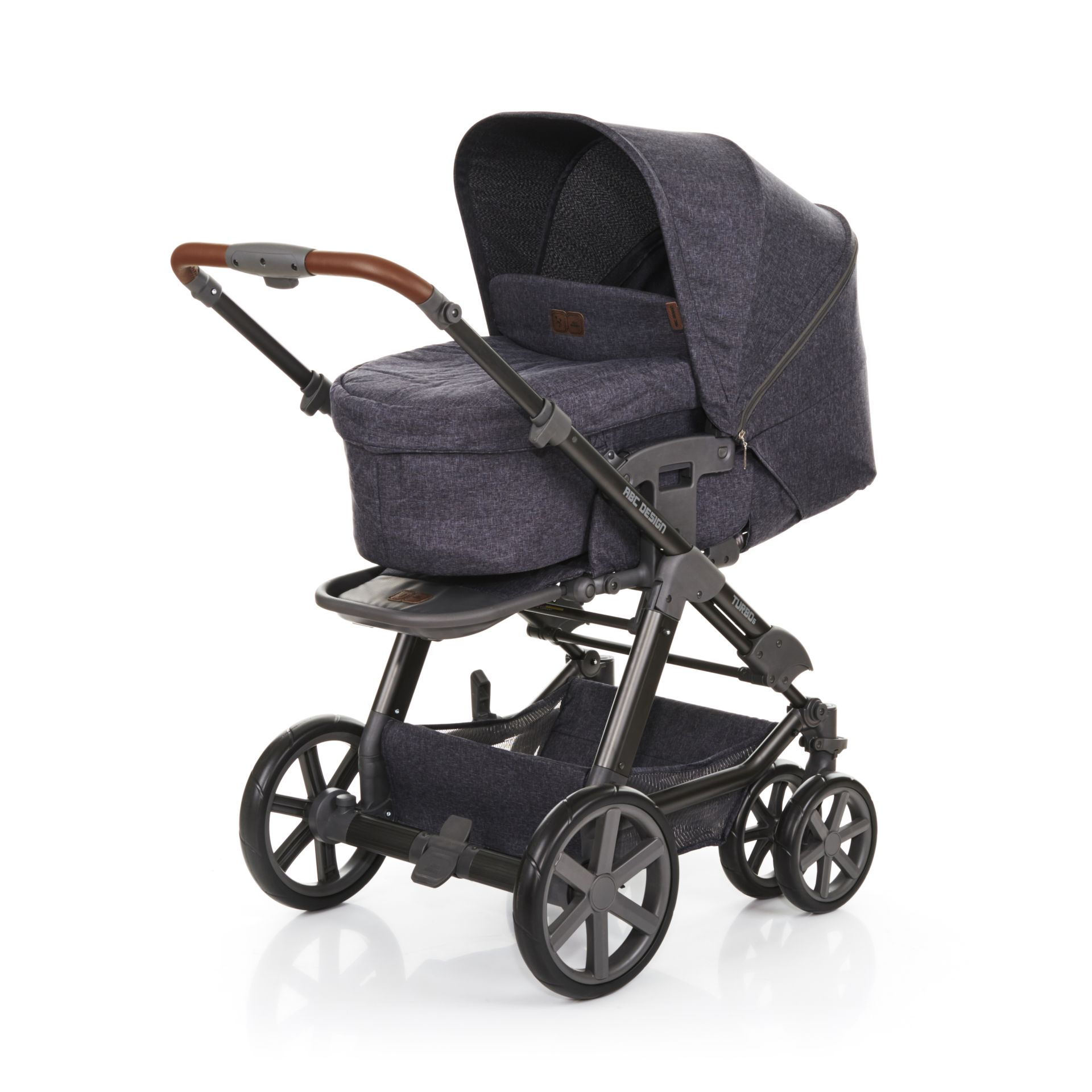 ABC-Design stroller Turbo 6 2018 street - Buy at kidsroom ...