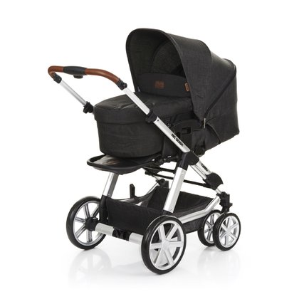 ABC-Design stroller Turbo 6 - The Turbo 6 offers flexibility on 6 agile wheels for new parents and their little ones.