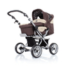 ABC Design Pramy Luxe incl. carrycot 3in1 crispy 2013 - large image 2
