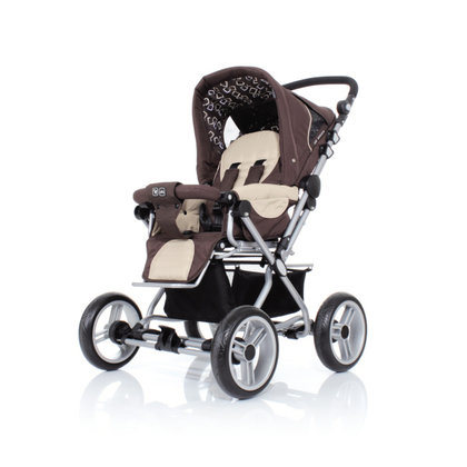ABC Design Pramy Luxe incl. carrycot 3in1 crispy 2013 - large image