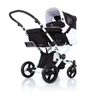 ABC Design Avus incl. carrycot 3in1 2013 white-black - large image 2