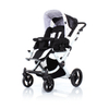 ABC Design Avus incl. carrycot 3in1 2013 white-black - large image 1