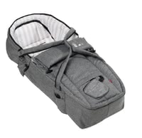 Hartan Soft Carrycot -  * The Hartan soft carrying bag provides your treasure ideal sleeping comfort and turns your Hartan stroller into a full pushchair