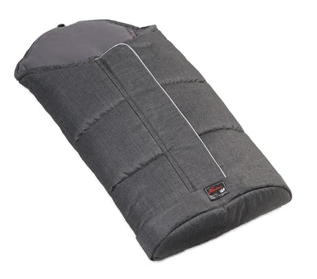 Hartan Polar-Tech foot muff - The Hartan Polar-Tech footmuff is featured with a soft fleece lining. It gives your sweetheart cozy warmth on cold days.