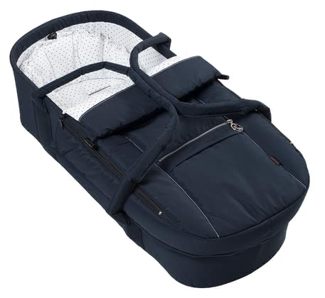 Hartan Multi-Functional Carrycot -  * The Hartan Combi carrying bag is enhanced on all sides and turns your stroller into a full pushchair