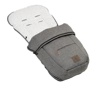 Hartan Summer and Winter Footmuff - * The Hartan summer-winter foot muff is the perfect accompanist for each season