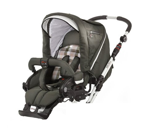 Hartan Stroller extension 401 2014 - large image