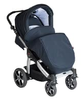 Hartan Wind protection cover - You can fix the wind shield cover simple and fast on your Hartan sports stroller. It is suitable to Hartan Topline S/X, Racer GT/GTS, Skater GTS, Vip GTS.