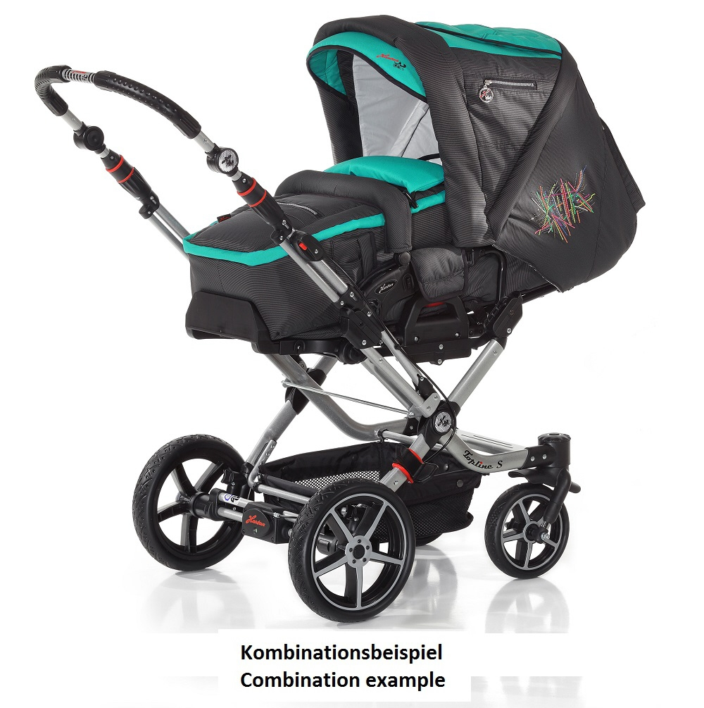 hartan stroller topline s 2014 416 buy at kidsroom. Black Bedroom Furniture Sets. Home Design Ideas