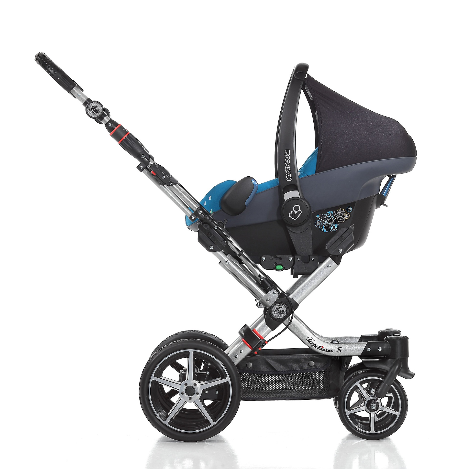 Colors Available Stroller Graco One Eighty Recon
