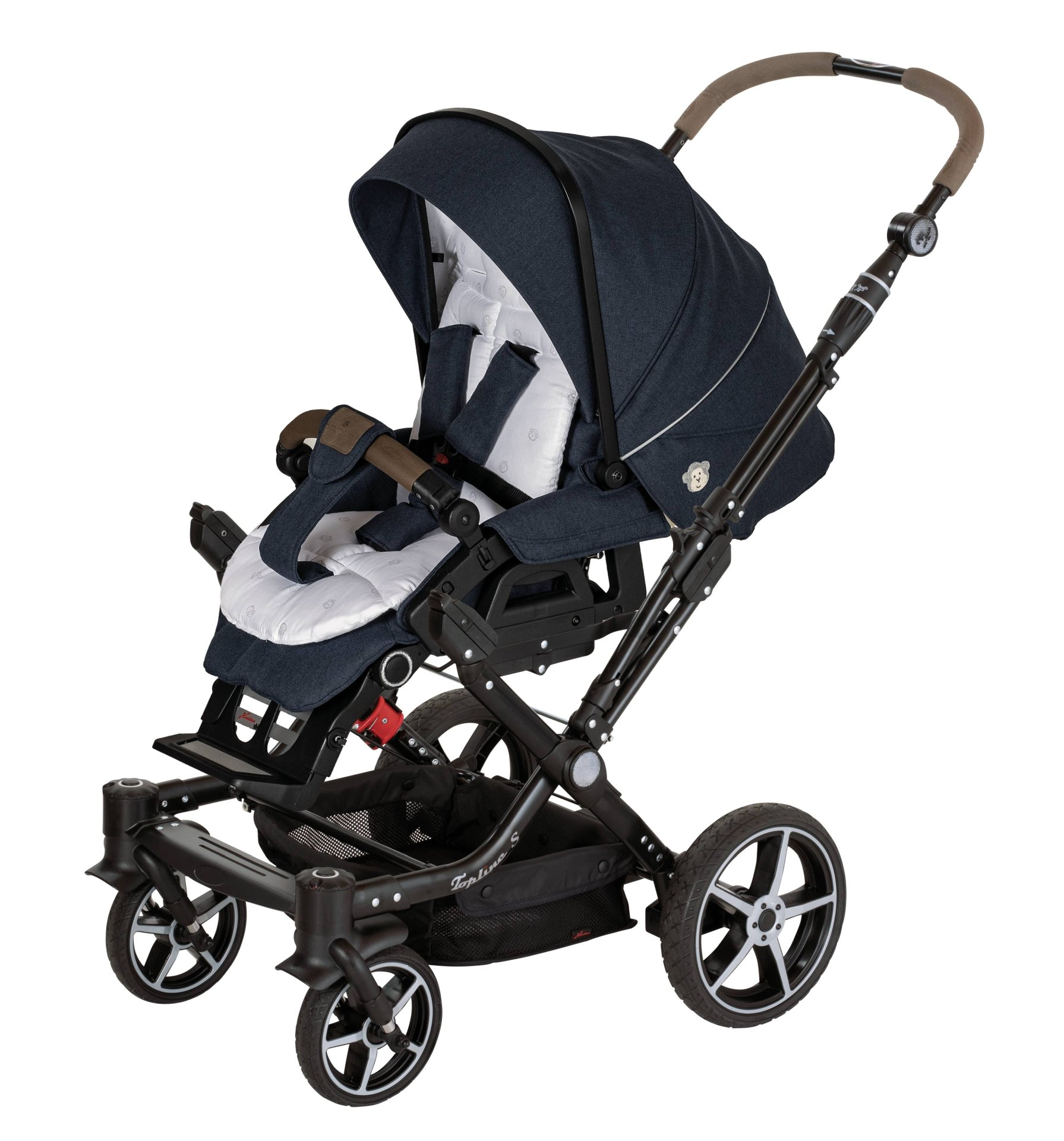 hartan stroller topline s 2019 649 bellybutton navy blazer. Black Bedroom Furniture Sets. Home Design Ideas