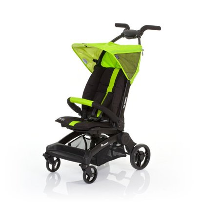 ABC Design pushchair Takeoff Lime 2016 - large image