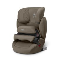 CBX child car seat Aura-Fix - * The CBX Aura-Fix convinced in terms of safety and is equipped with Isofix Connect System