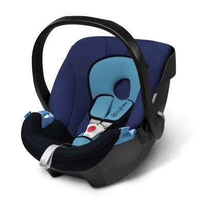 Cybex Infant carrier Aton Blue Moon - blue 2017 - large image