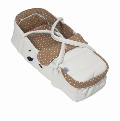 Teutonia Soft carrycot 5230_Paris Romance 2015 - large image