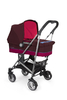 Cybex Callisto carrycot Poppy Red-red 2013 - large image 2