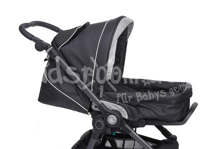 Teutonia Stroller extension 5135_Vichy Night 2014 - large image