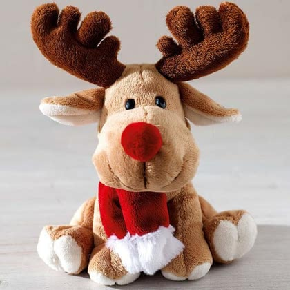 "Soft Toy ""Emilio the Elk"" - large image"