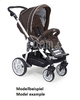 Teutonia Combi stroller BeYou! Pearl 5005_4865_Rustic Country 2015 - large image 2