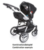 Teutonia pushchair BeYou! Cool & Classic 4940_Snug Suede 2013 - large image 2