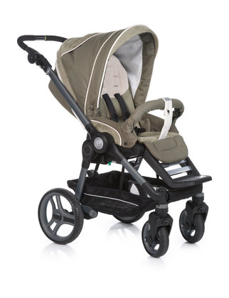 Teutonia pushchair BeYou! Cool & Classic 4940_Snug Suede 2013 - large image