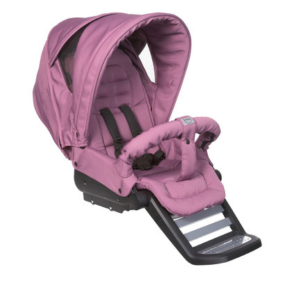 Teutonia Pushchair Mistral S Made for You 4845_Pearly Purple 2013 - large image