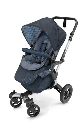 Concord NEO Buggy Deep Water Blue 2017 - large image