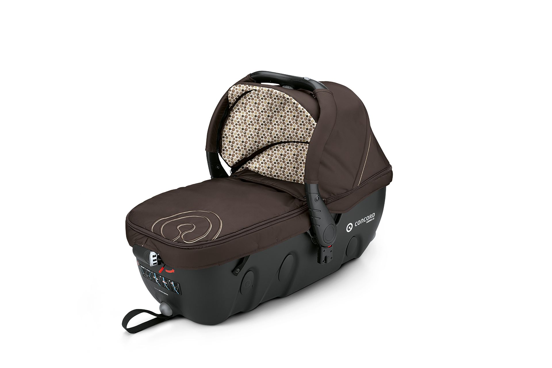 Concord Neo Travel Set 2017 Toffee Brown Buy At Kidsroom