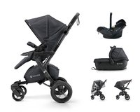 Concord NEO Travel Set -  * The Concord NEO travel set is stylish, modern and flexible! This exclusive premium buggy features the perfect equipment and is suitable for being used from birth and throughout the entire pushchair-period.