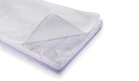 Träumeland Airsafe 3D-Wetness Protection Cover -  * Let's go to the land of dreams – with the high-quality Airsafe 3D-wetness protection covers by Träumeland, you provide your baby with a save and dry spot during the night.