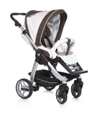 Teutonia Pushchair Cosmo Chic & Smart 4945_St. Tropez 2013 - large image