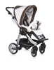 Teutonia Pushchair Cosmo Chic & Smart 4945_St. Tropez 2013 - large image 1