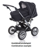 Teutonia Pushchair Mistral P Cool & Classic 4925_Desert Grey 2013 - large image 2