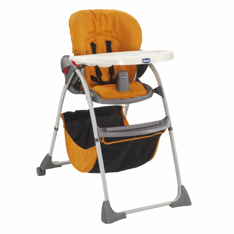 Yellow 3 x Highchair Cover Grey