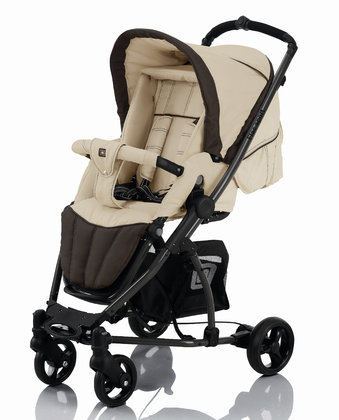 Babywelt Moon pushchair Flac Sport Sand & Brown 2013 - large image