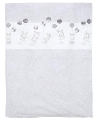 Alvi Microfibre Baby Blanket -  * A fluffy microfibre blanket perfect for snuggling, sleeping and dreaming – that is what even the littlest love.
