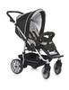 Teutonia Pushchair Fun System Cool & Classic 4910_Black Pearl 2013 - large image 1