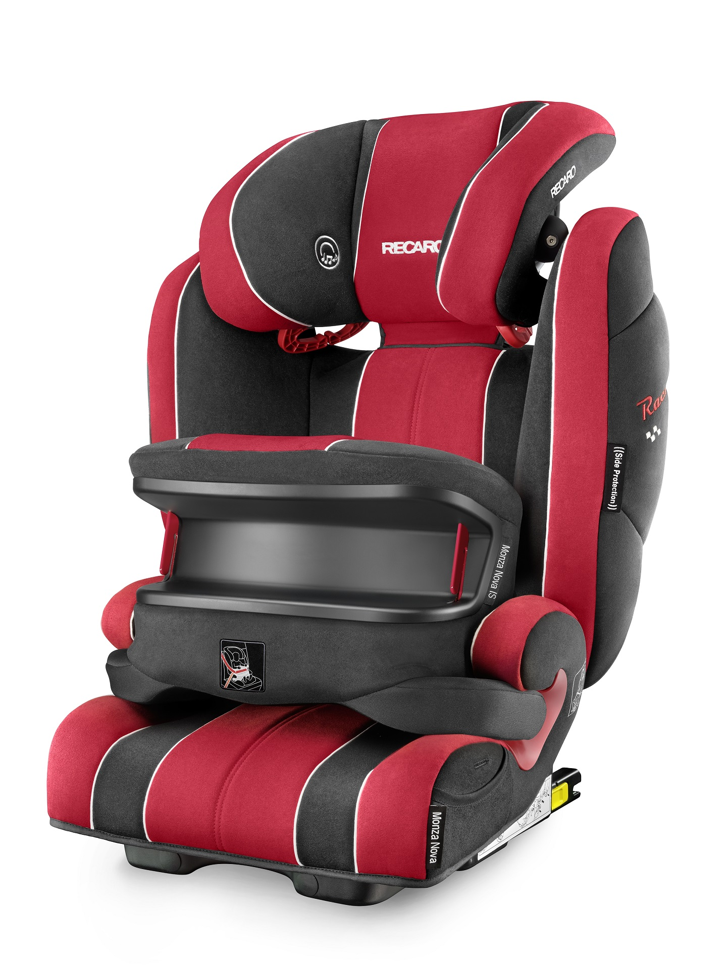 Recaro Child Car Sear Monza Nova IS Seatfix Racing Edition 2018
