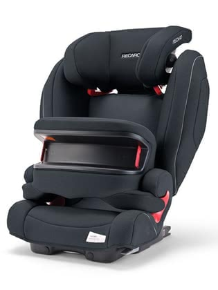 Recaro Child Car Seat Monza Nova IS Seatfix - * The Recaro Monza Nova Seatfix IS offers your sunshine from about 9 months perfect protection and the best comfort
