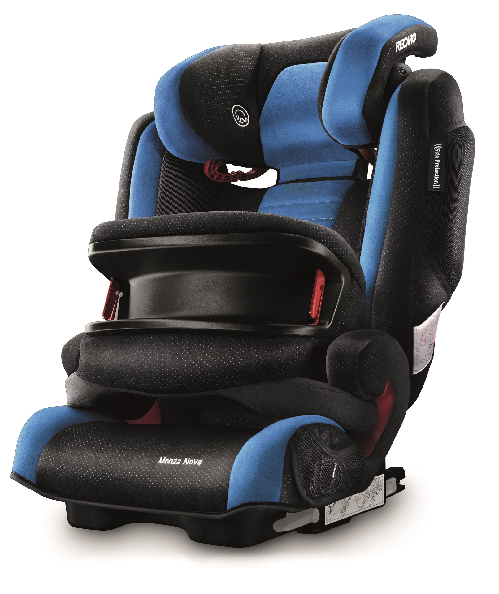 recaro child car seat monza nova is seatfix buy at kidsroom car seats isofix child car seats. Black Bedroom Furniture Sets. Home Design Ideas