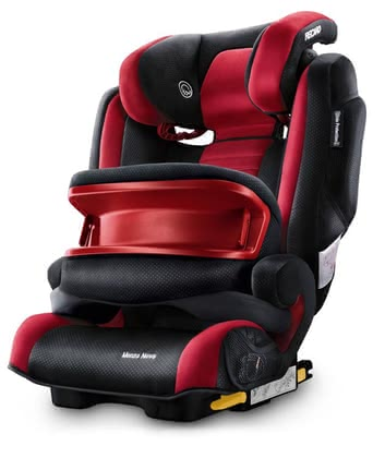 Recaro Child Car Sear Monza Nova IS Seatfix
