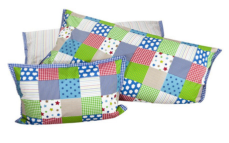 Zöllner bedding lief! Lifestyle Patchwork Boys 2013 - large image