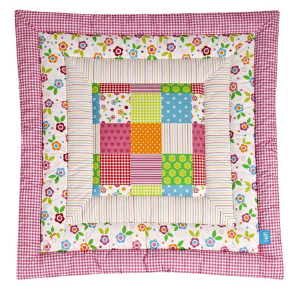 Zöllner playpen mat lief! Patchwork Girls 2013 - large image