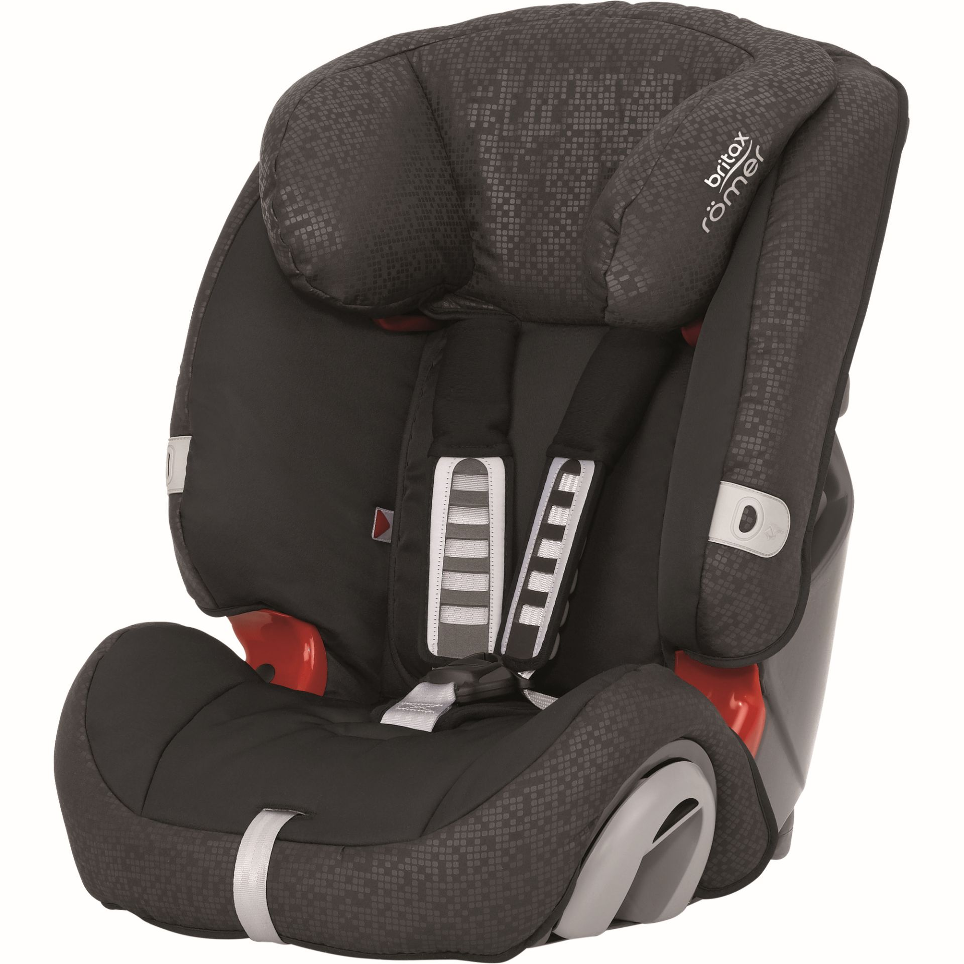 britax r mer car seat evolva 1 2 3 2016 black thunder. Black Bedroom Furniture Sets. Home Design Ideas
