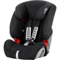 Britax Römer Car Seat Evolva 1-2-3 - * The Britax RÖMER Evolva 1-2-3 grows with your child and offers a long useful life of approx. 11years