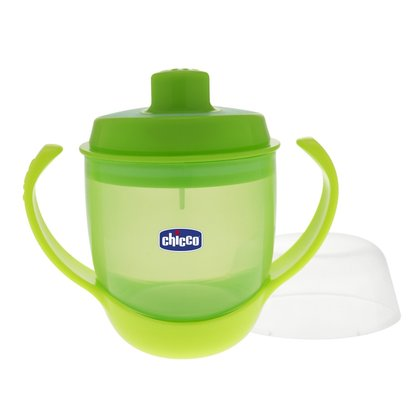Chicco Training cup with spout grün 2016 - large image