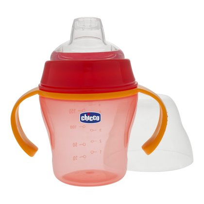 Chicco Training bottle with spout rot 2016 - large image