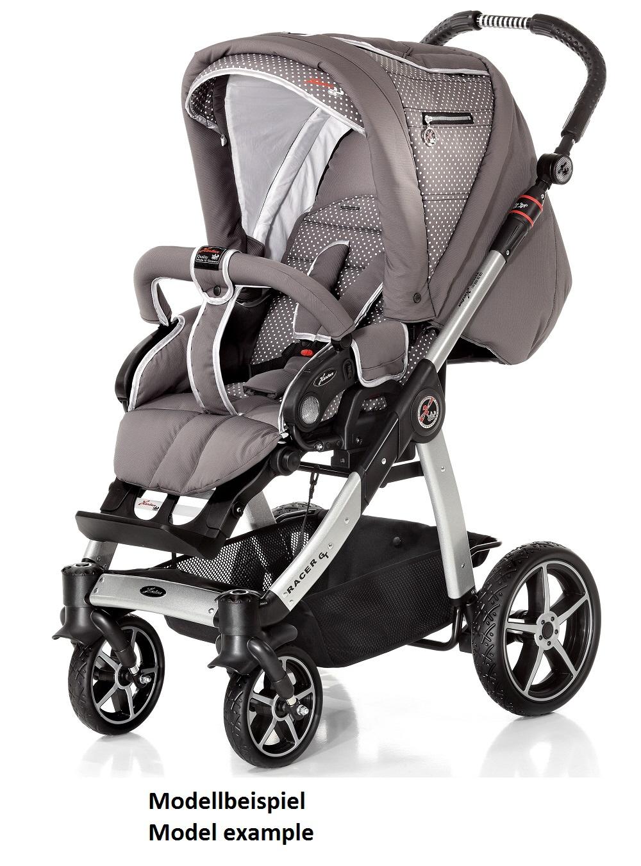 Hartan Stroller Racer Gt Folding Carrycot Buy At