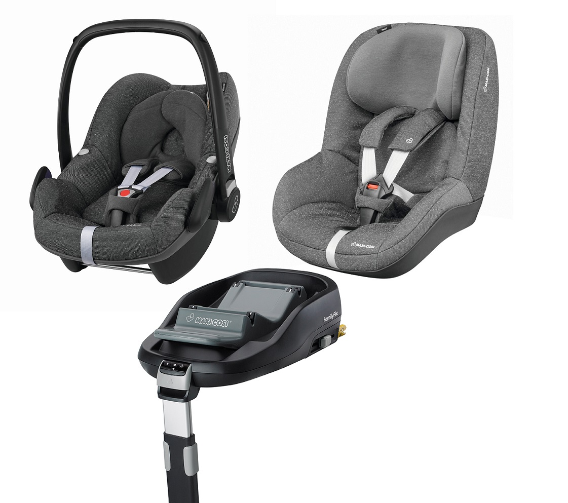 familyfix safety concept from maxi cosi 2018 sparkling grey buy at kidsroom car seats. Black Bedroom Furniture Sets. Home Design Ideas