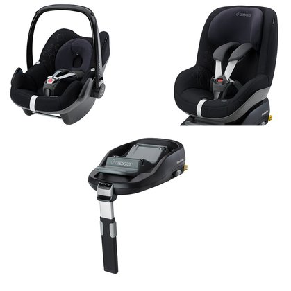 FamilyFix safety concept from Maxi-Cosi Total Black 2014 - large image